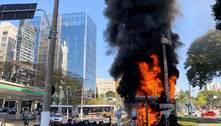 SP: suspeito de atear fogo a Borba Gato será transferido para CDP