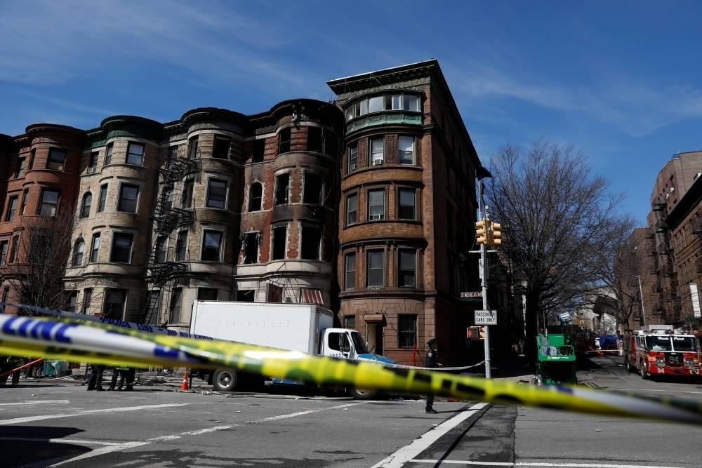 Bombeiro morre apagando incêndio no set do filme 'Motherless Brooklyn'
