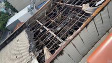 Incêndio destrói casa noturna em Pinheiros, na zona oeste de SP