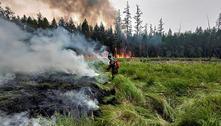 Rússia: incêndios florestais devastam 4 milhões de hectares
