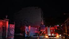 RJ: Fornecimento de luz volta ao normal após incêndio na zona sul