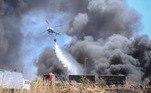 Centro Integrado de Operações Aéreas auxiliou na ação integrada