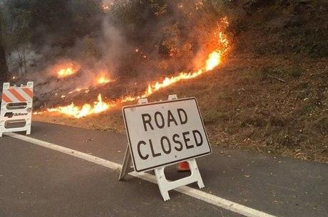 Parque de Yosemite chegou a ser fechado durante a semana
