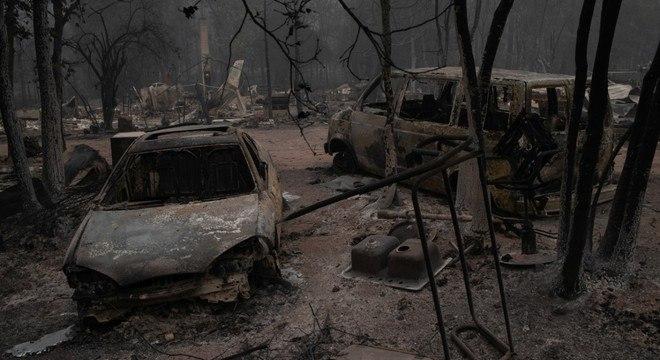 Incêndios no Estado norte-americano do Oregon mantiveram meio milhão de pessoas sob alerta