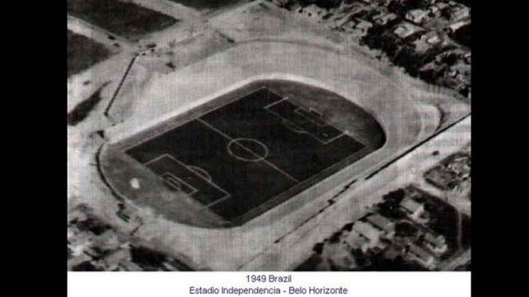 Independência (MG): foi a única sede mineira no Campeonato Sul-Americano de 1949. Apenas um jogo foi realizado no estádio. O Chile venceu o Uruguai por 3 a 1, de virada.