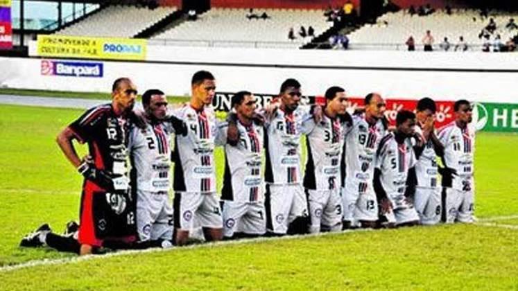 Independente: 2 vitórias e 1 empate em três jogos válidos pelo Campeonato Paraense