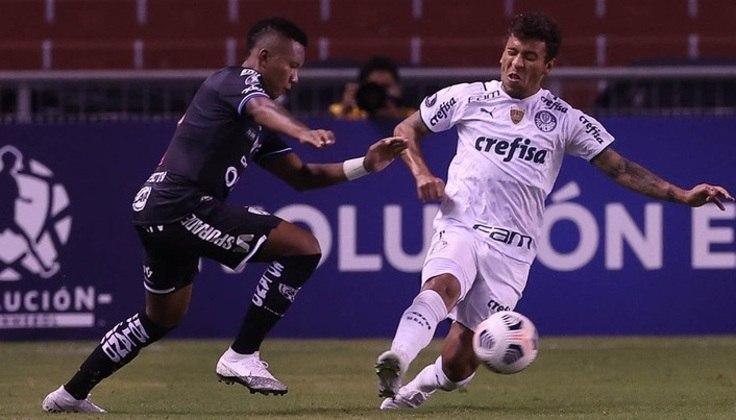 Independiente del Valle 0 x 1 Palmeiras - Copa Libertadores 2021 - Fase de Grupos