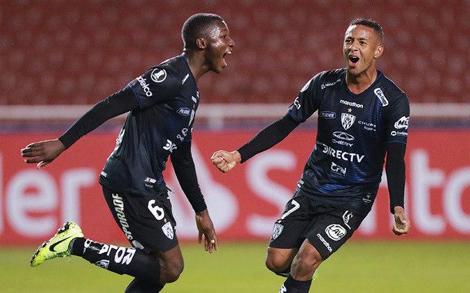 Independiente del Valle: melhor pontuação no equador em 2020 - Entra na segunda fase do torneio.
