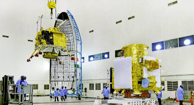 Sonda indiana deve pousar no polo sul da Lua, região nunca explorada pelo homem