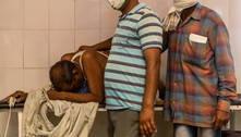 Índia supera 4 mil mortes por dia e anuncia mais doses de vacinas