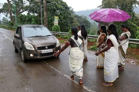 O governo comunista de Kerala prometeu cumprir o veredito