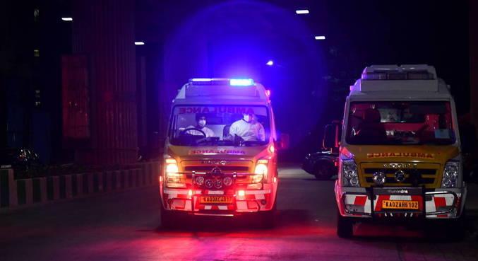 Índia registra recorde de 4.529 mortos por covid-19 em 24 horas