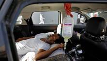 Índia registra recorde mundial de casos de covid-19 em 24 horas