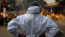 Índia registra 3.645 mortes diárias por covid-19, recorde nacional