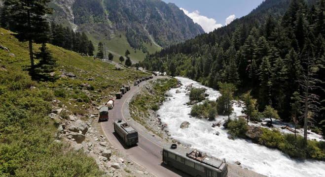 Vale de Galwan, na fronteira entre Índia e China vive escalada de tensão