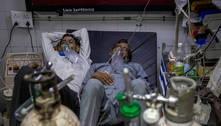 Índia supera 20 milhões de casos de covid com caos nos hospitais