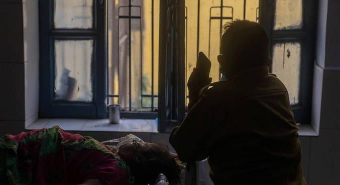 Índia registra queda significativa de infecções, mas aumento de mortes