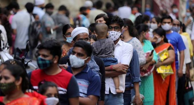 Índia se torna segundo país com mais casos de covid-19 no mundo