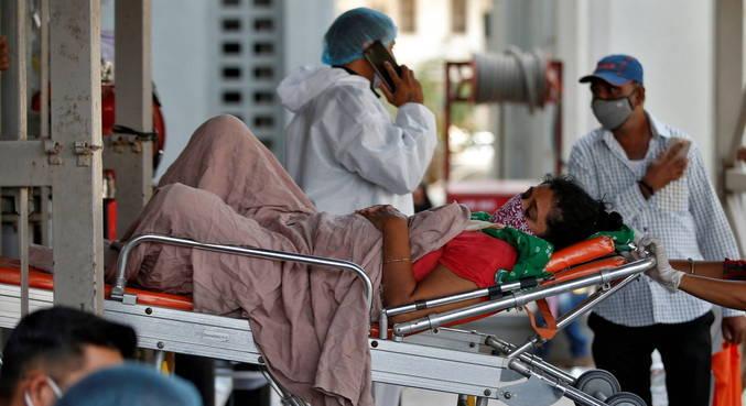 Índia decreta confinamento de uma semana em Nova Délhi
