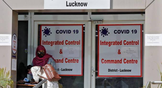 Índia tem recorde de mortes e casos de covid-19 em 24 horas
