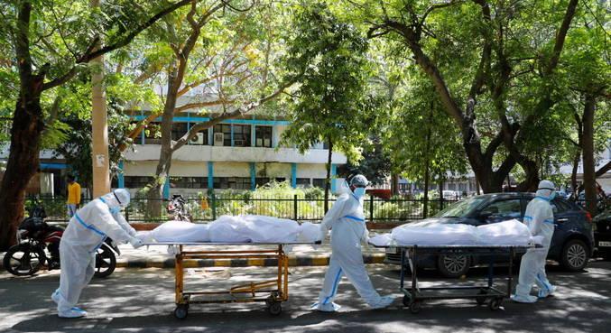 Cerca de 20 pacientes com covid-19 morreram após ficar sem oxigênio