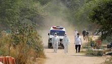 Índia supera 200 mil mortes por covid-19 e variante se espalha