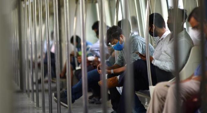 Variante indiana é apontada como responsável por aumento de casos na Índia