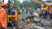 Desabamento durante velório mata pelo menos 23 na Índia