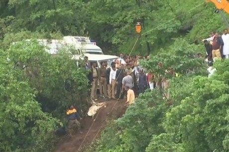 Apenas 12 corpos foram encontrados