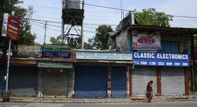 Índia decretou lockdown parcial para tentar conter a transmissão de coronavírus