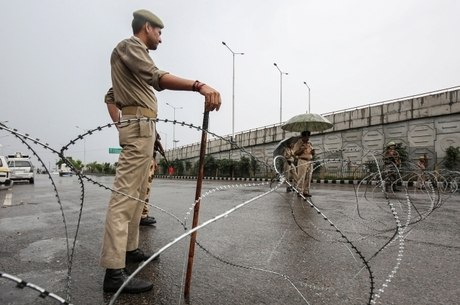 Caxemira vive escalada de tensão