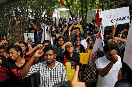 Índia rejeita derrubar lei de cidadania