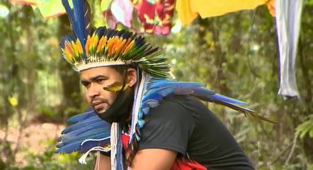 Tribo enfrenta adversidades na 'nova casa'
