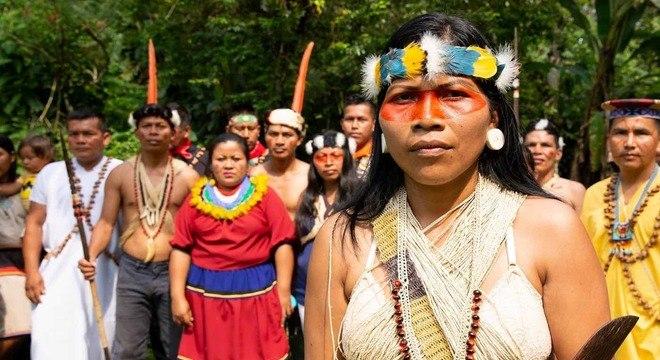 Nemonte conseguiu salvar parte de floresta no Equador