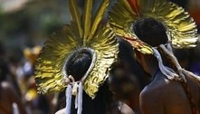 Alunos quilombolas e indígenas protestam por acesso a educação