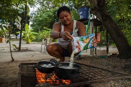 Governo vai distribuir cestas básicas a povos indígenas