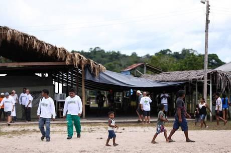 Indígenas sofrem mais com desnutrição, aponta Unicef