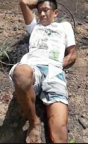 Vítima do tiroteio no Maranhão