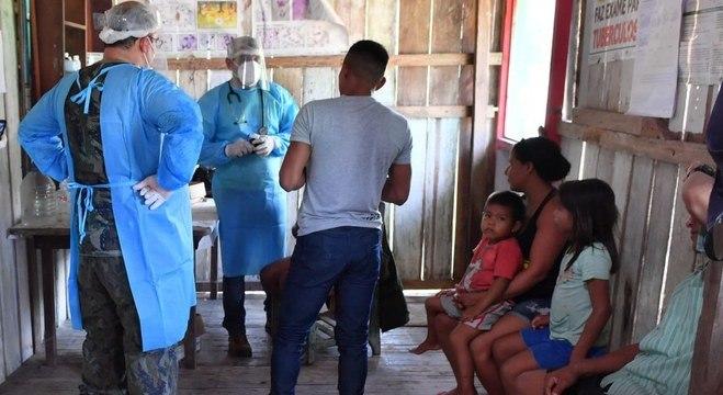 Pandemia tem feito inúmeras vítimas entre povos do território Vale do Javari