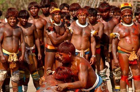 Número de índios no Brasil caiu vertiginosamente