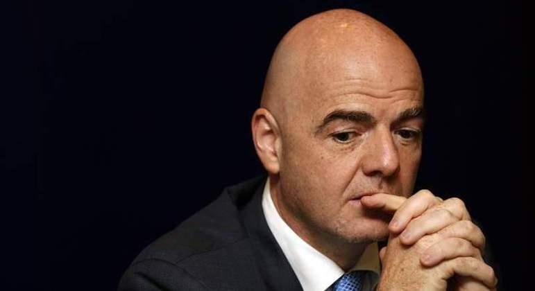 Fifa quer Copa do Mundo a cada dois anos, mas sindicato dos jogadores são contra