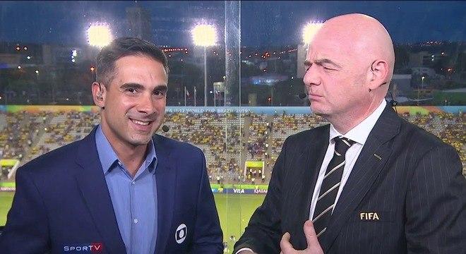 Briga entre Globo e Fifa será decidida na Suíça. Emissora pode perder Copa do Qatar