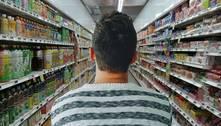 Consumidores esperam inflação de 5,6% nos próximos 12 meses