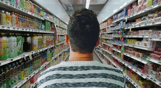 Metade dos consumidores já vê inflação acima do teto da meta