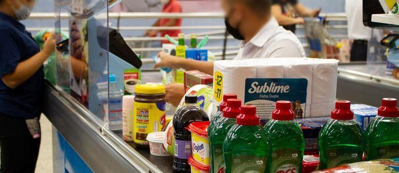 Consumidores estão preocupados com pressões nos preços observada nos últimos meses