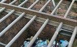 O lixo e o excesso de carros estacionados estão destruindo a beleza do reservatório deBrombil, de acordo com as reclamações
