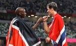 Obreak dance fez sucesso nos Jogos Olímpicos da Juventude de Verão de 2018, em Buenos Aires e, em dezembro de 2020, foi adicionado ao programa para Paris 2024