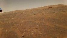 Helicóptero Ingenuity tem problemas no 6º voo em Marte