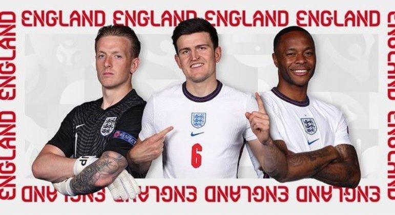 A Inglaterra, uma vitória sem nenhum problema