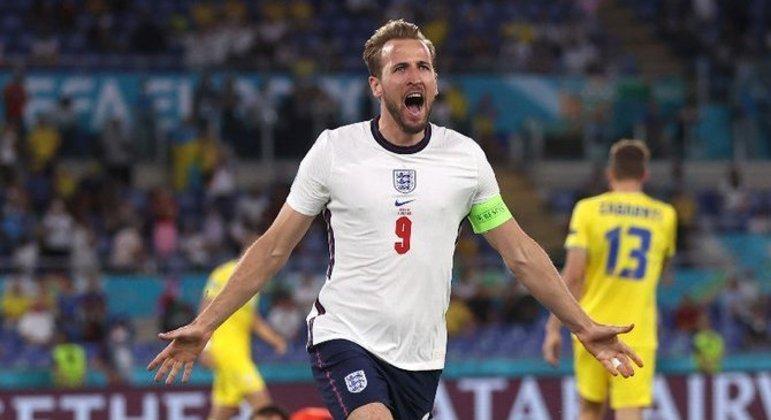 """Harry Kane, a vibração do capitão dos """"Três Leões"""""""